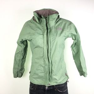 The North Face Hooded Rain Jacket DR02775